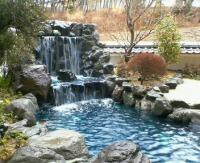 Công trình xây dựng mới ao vườn Nhật Bản Người