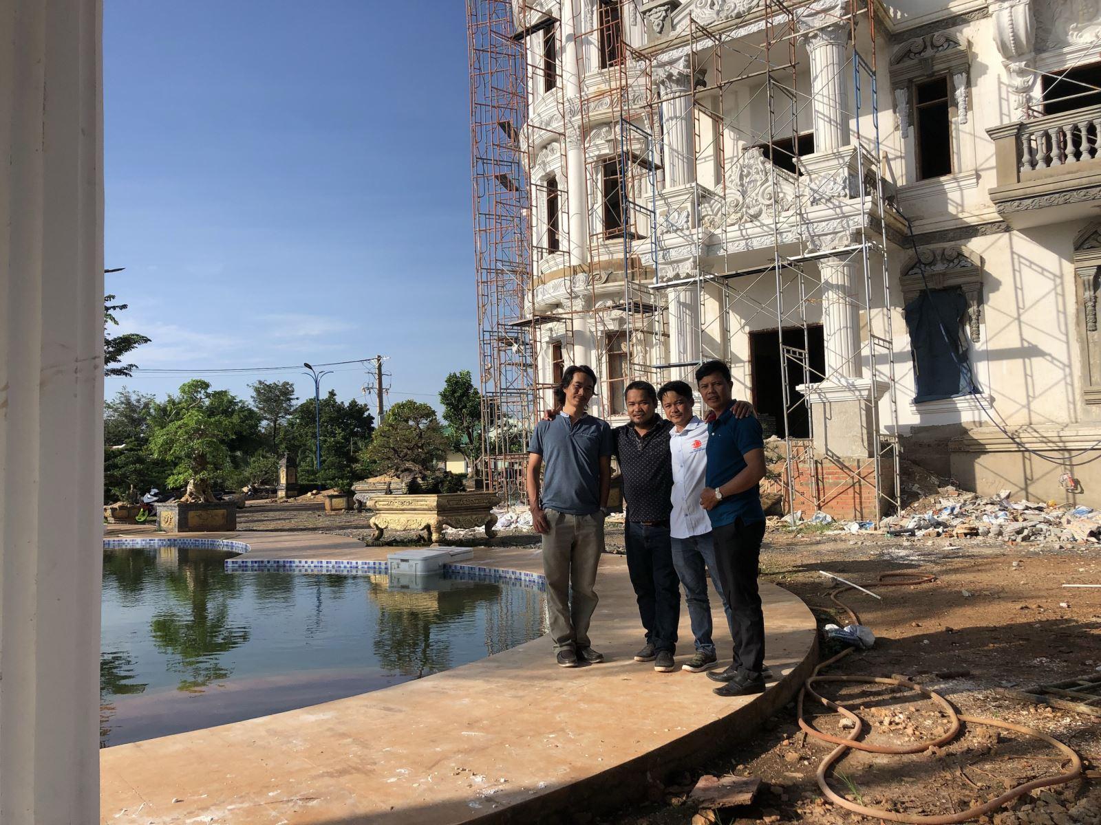 Điểm danh những công trình điêu khắc do Mỹ thuật Sài Gòn thực hiện