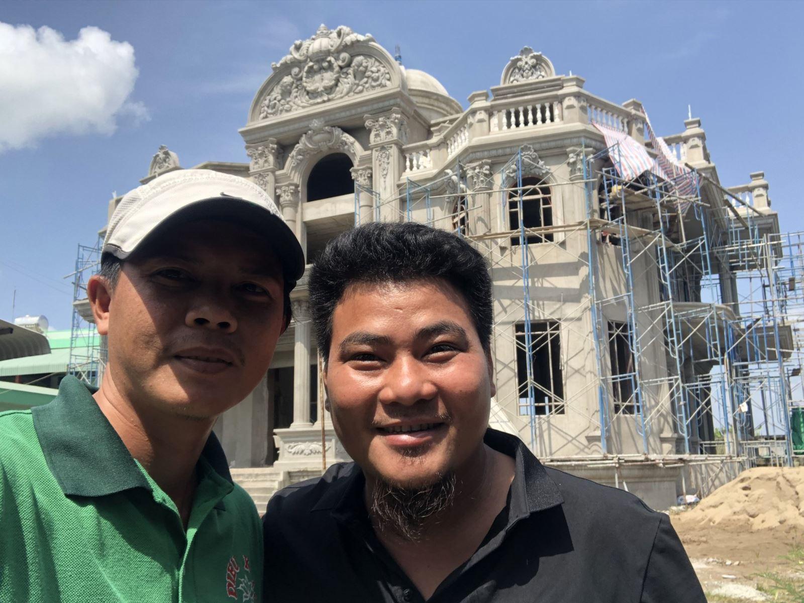 Dịch vụ điêu khắc nhà ở, biệt thự hàng đầu Nha Trang